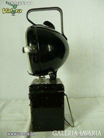 AB21 C6 Régi Eisemann márkájú lámpa bakterlámpa - Otthon 63530970fe