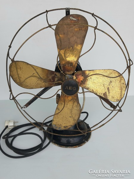 Műszaki régiség » Ventilátor | Galéria Savaria online